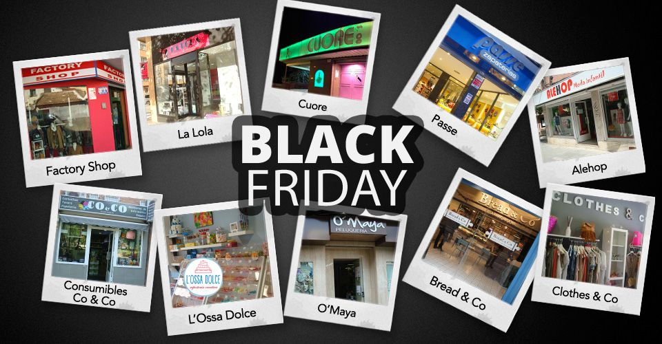 Black Friday en Alcorcón