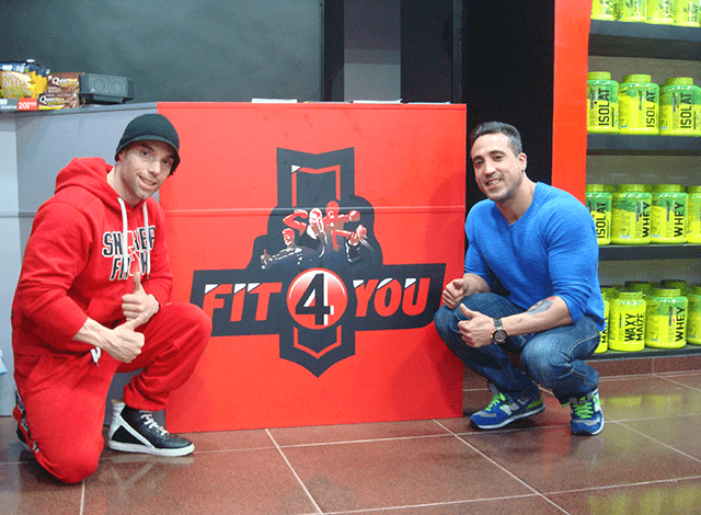 Fit4you en Alcorcón