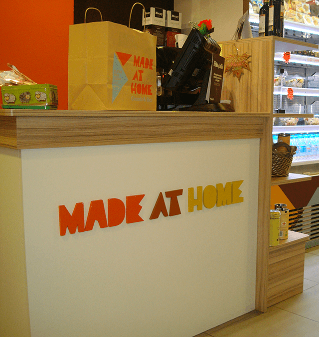 Made at Home en Alcorcón