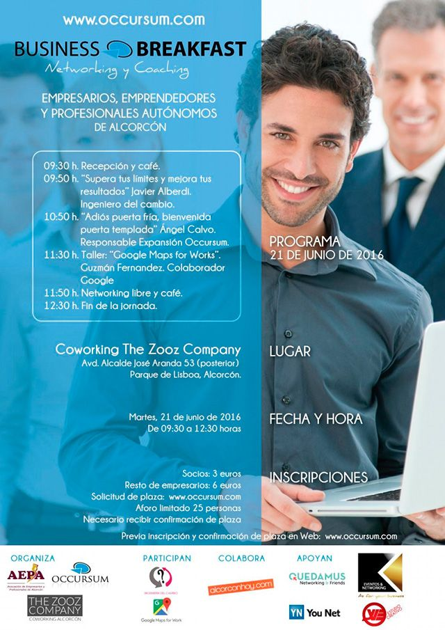 Networking en Alcorcón