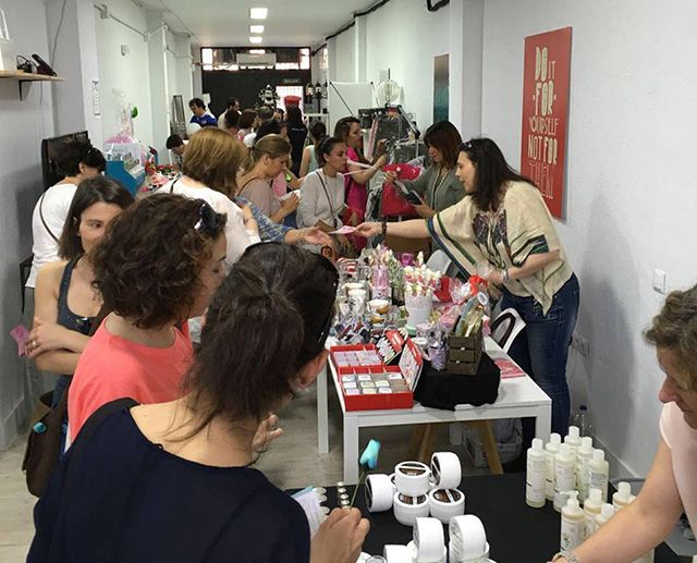 2º Mercadillo Pop up en Alcorcón.