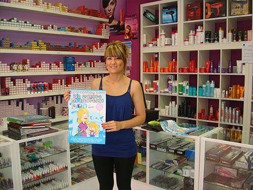 Venta de productos de peluquería y estética. Zona Retamas, Alcorcón