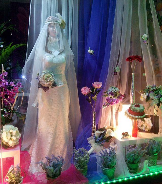 Regalo ramo de novia de flores naturales si te casas en la misma semana y se te ha olvidado el ramo.