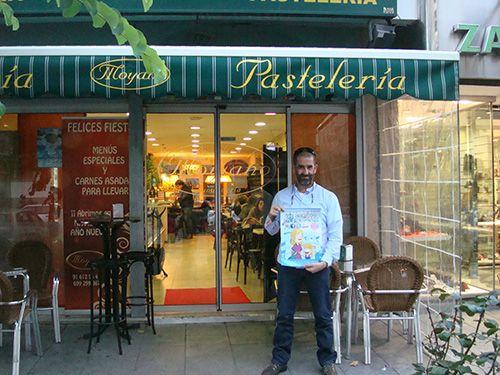 Juan José de Pastelería Moyano en C/ Japón s/n te envuelve con su catering especial de estas navidades