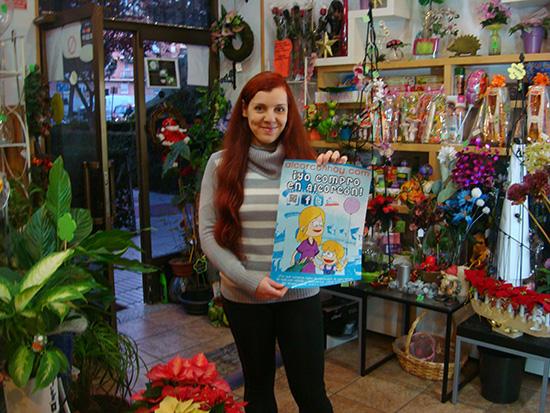 En floristería ADA llevamos 8 años creyendo en la magia de las flores en Alcorcón.