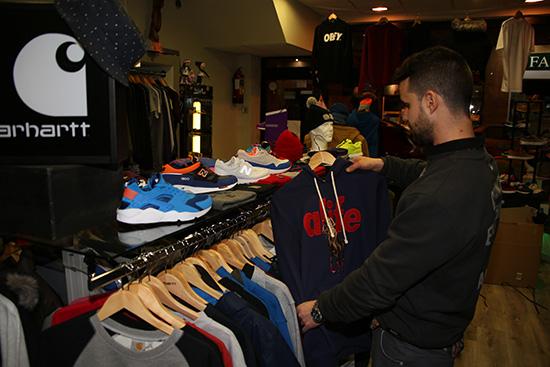 Fran de Storm Shop Alcorcón en Las Retamas 59 te provoca con la magia de su ropa casual.