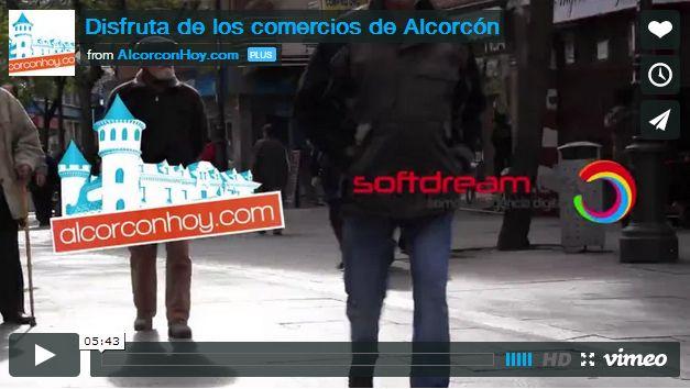 La vida cambia y rápido, sorpréndete con este video promocional comercio Alcorcón y edifiquemos un comercio de calidad en Alcorcón