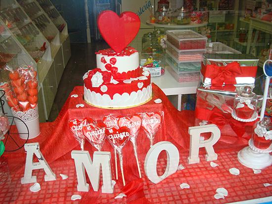 Oferta especial San Valentín: 10% descuento en repostería personalizada San Valentin. Diles que vas de parte de AlcorconHoy.