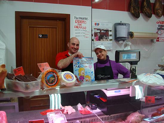 Carnicería y charcutería El Cachopo llevan desde hace poco en Alcorcón con un objetivo claro que es la dedicación a nuestros clientes, como la nota dominante de nuestro trabajo diario