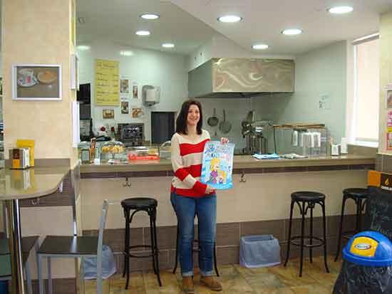La Churreria de Alcorcón ofrece todos los días a sus clientes un amplio surtido de productos para desayunar o merendar