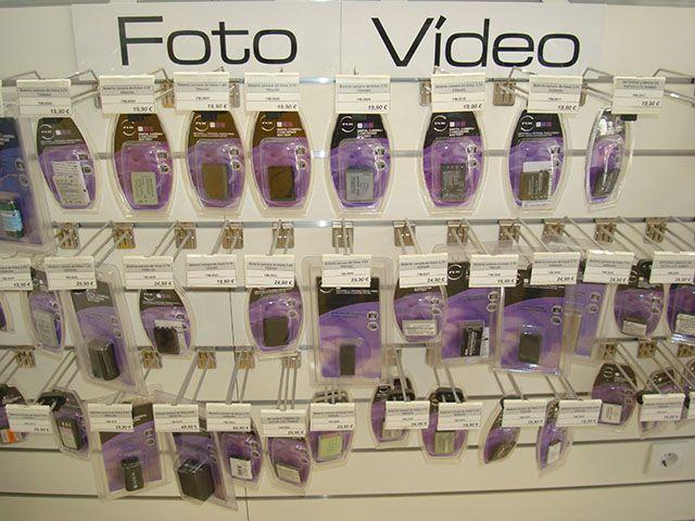 Tus mejores recuerdos con baterías para cámaras de fotos y de video.