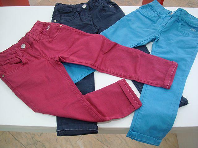 Pantalón niña, talla de 2 a 12 a 14,95€