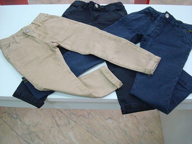 Pantalón niño de corte chino, talla de 2 a 12 a 16,95€