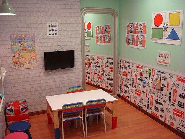 Desde los 3 años ya pueden empezar a apasionarse con el inglés en English 4 future.