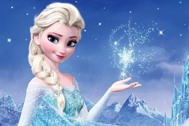 Espectáculo Frozen