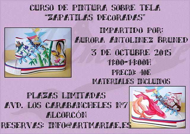 Plan una ilusión hecha con tus manos de Artmariae Alcorcón