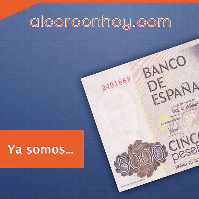 Anímate con nuestro sorteo 5000 fans Alcorcón