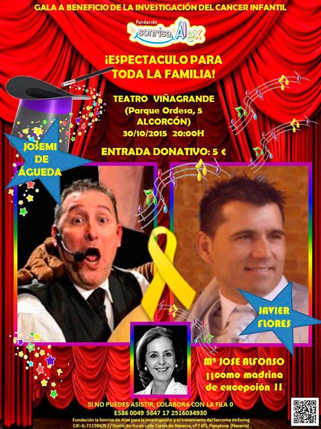 Evento organizado por la fundación La sonrisa de Álex