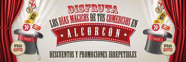Ayto. de Alcorcón realiza la campaña Comercio Mágico Alcorcón para los comercios