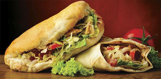 Plan te lo llevamos a casa de Doner Kebab Kur2 Alcorcón