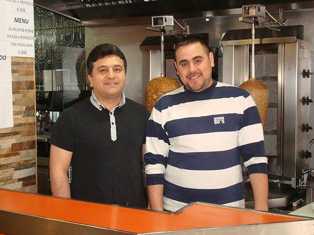 Plan la experiencia Kebab a domicilio en Alcorcón