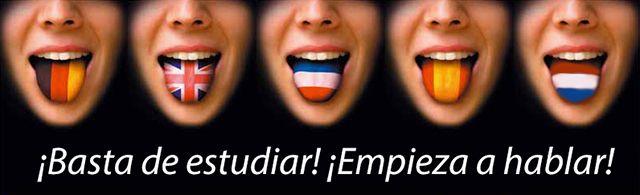 Plan deja de aprender un idioma y ponte a hablarlo de Formación y consultoría en idiomas Linguolandia Alcorcón