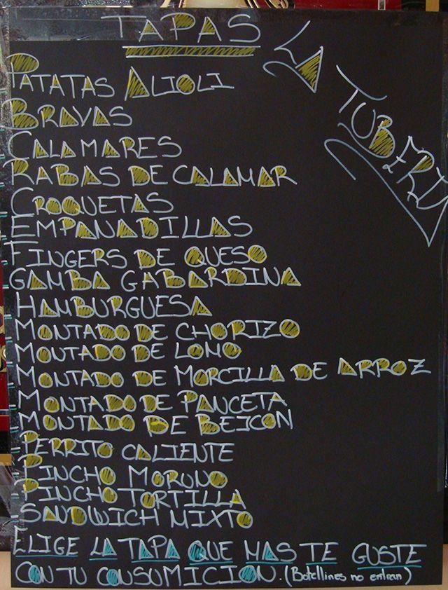 bar de tapas en Alcorcón para que te olvides de cocinar el fin de semana.