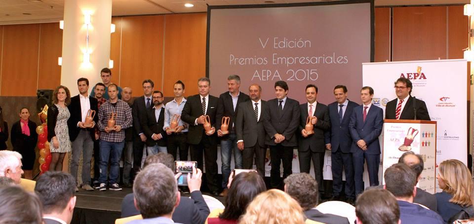 5ª Edición de los Premios empresariales AEPA Alcorcón