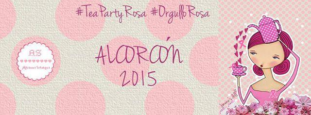 Tea Party rosa Alcorcón