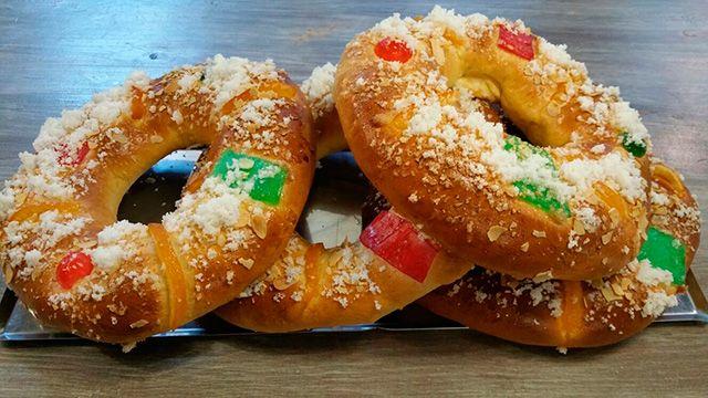 """Plan """"montones de roscones de reyes en Alcorcón"""" de Bread & Co"""