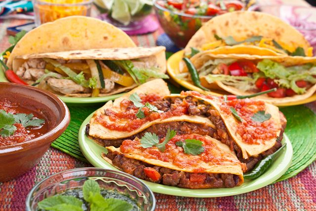 Restaurante mexicano en Alcorcón