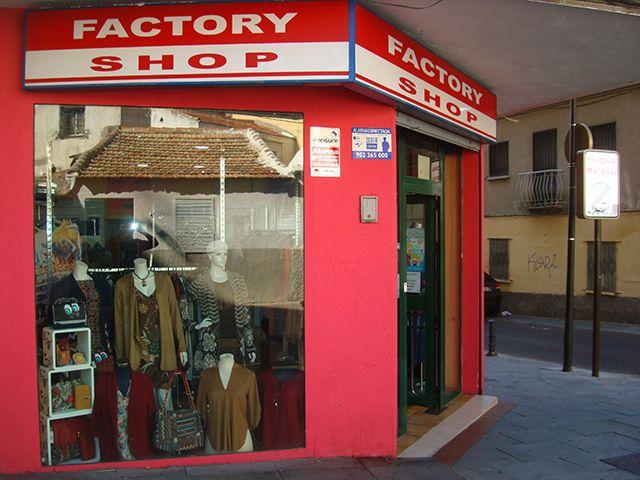 Tienda de ropa española Alcorcón