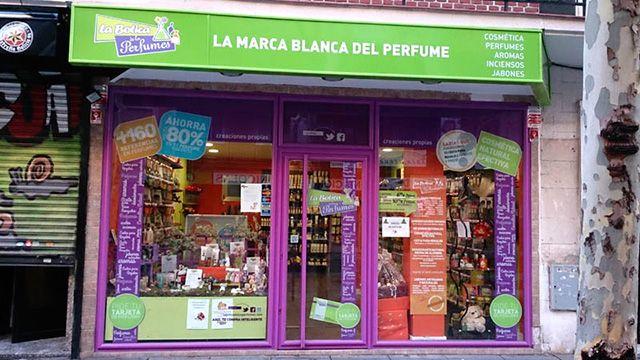 La Botica de los perfumes Alcorcón