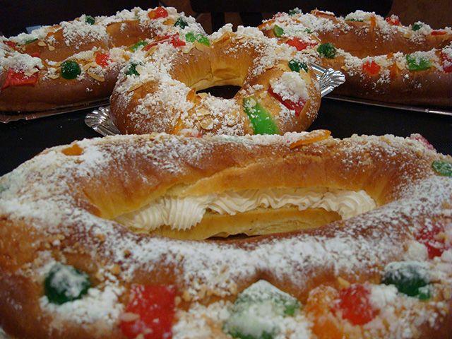 Roscones de Reyes en Alcorcón