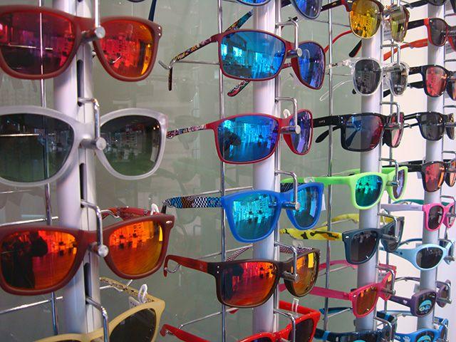 Comprar gafas de sol en Alcorcón