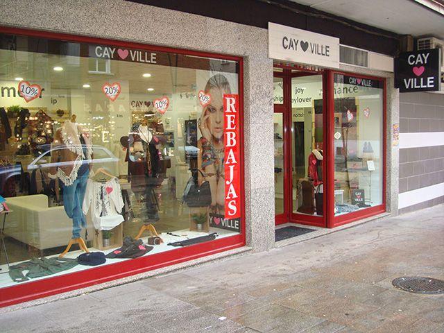 Tienda de ropa Cay Ville en Alcorcón