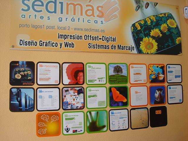 Imprentas y artes gráficas en Alcorcón