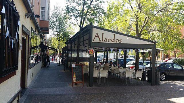 Restaurante Alardos en Alcorcón
