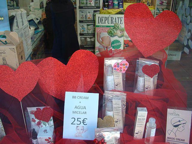 Ofertas en San Valentín en herbolarios de Alcorcón