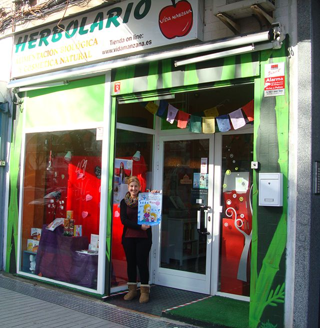 Herbolario Vida Manzana en Alcorcón