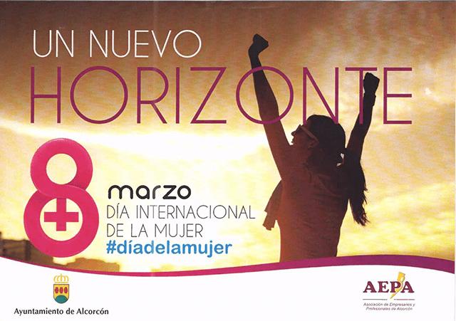 Eventos para el Día Internacional de la mujer en Alcorcón