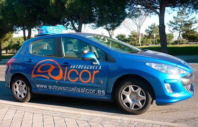Autoescuela Alcor en Alcorcón