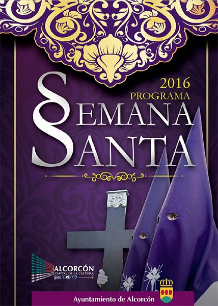 Guía Semana Santa 2016 en Alcorcón