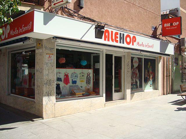 Descuentos en Moda infantil Alehop en Alcorcón