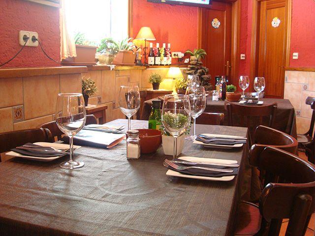 Comidas, Cenas con familiares, amigos y compañeros de trabajo!