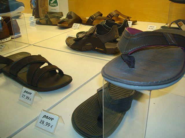 Sandalias en Alcorcón