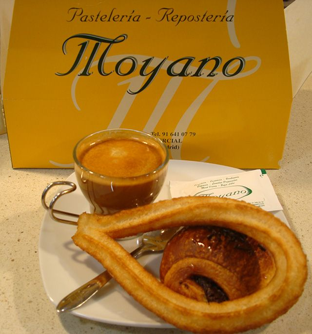 Pastelería Moyano en Alcorcón