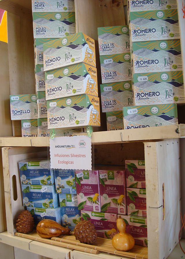 Tienda de productos ecológicos en Alcorcón