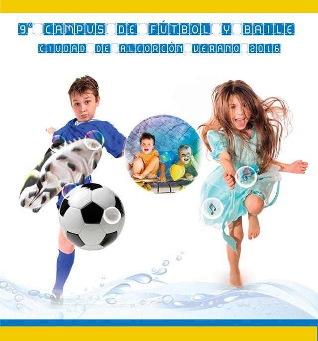 Actividades infantiles en verano Alcorcón