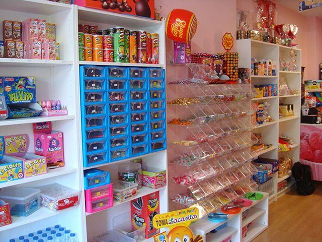 Tienda de dulces Gominolas en Alcorcón